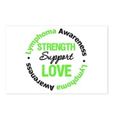 Lymphoma Support Postcards (Package of 8)