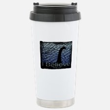 I Believe Nessie Lives Travel Mug