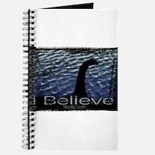 I Believe Nessie Lives Journal