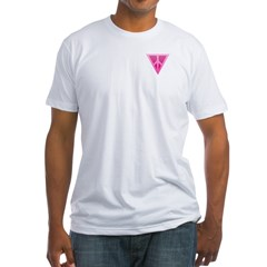 Q-Peace Pocket Triangle Shirt