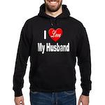 I Love My Husband Hoodie (dark)