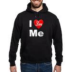 I Love Me Hoodie (dark)