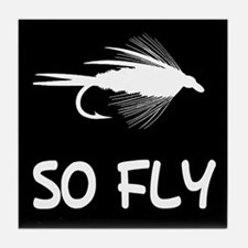 SO FLY - CERAMIC TILE COASTER