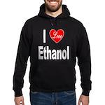 I Love Ethanol Hoodie (dark)