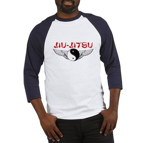 Jiu-Jitsu Baseball Jersey