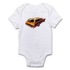 Family Wagon Infant Bodysuit