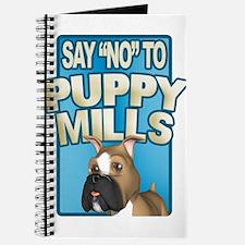 PUPPY MILLS Journal