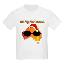Merry Xmas Australia T-Shirt