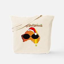 Merry Xmas Australia Tote Bag