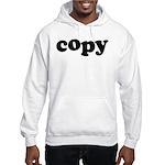 Copy Hooded Sweatshirt