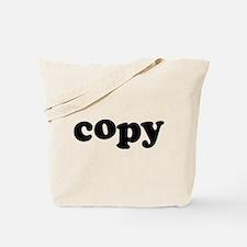 Copy Tote Bag