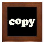 Copy Framed Tile