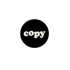 Copy Mini Button (100 pack)