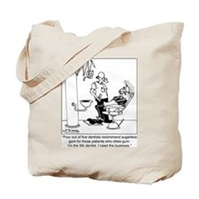 The 5th Dentist Tote Bag