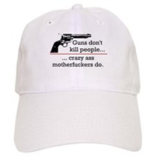 Guns don't kill/Motherfuckers do Baseball Cap