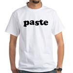 Paste White T-Shirt
