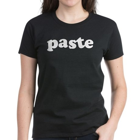 Paste Women's Dark T-Shirt