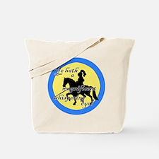 Whispering eye Tote Bag