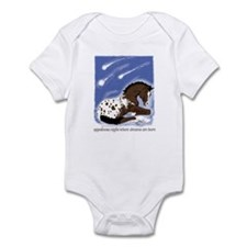 Appaloosa Nights Infant Bodysuit