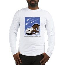 Appaloosa Nights Long Sleeve T-Shirt