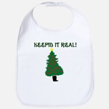 Keepin it Real! - Merry Chris Bib