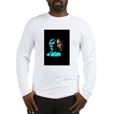 Funny Obama lincoln Long Sleeve T-Shirt