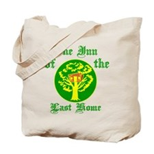 Inn Of The Last Home Tote Bag