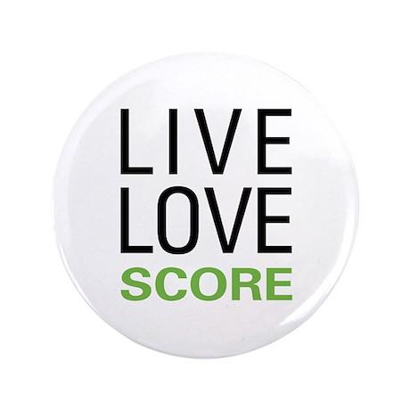 "Live Love Score 3.5"" Button (100 pack)"