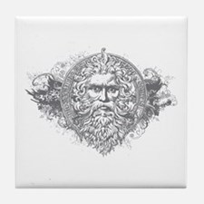 Greek Mythology Tile Coaster