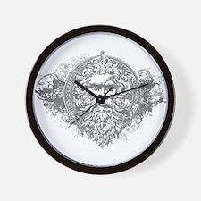 Greek Mythology Wall Clock