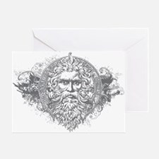 Greek Mythology Greeting Card