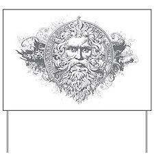 Greek Mythology Yard Sign