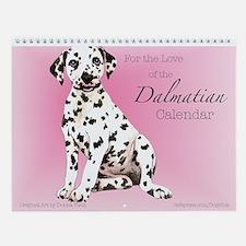 Dalmatian Wall Calendar
