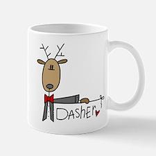 Dasher Lefty Small Small Mug