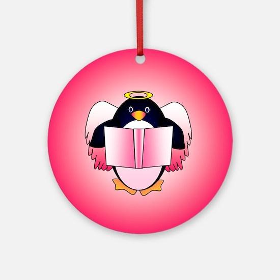 Penguin #15 Ornament (Round)