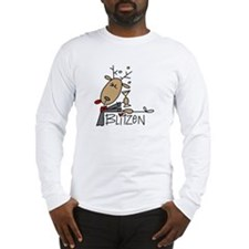 Blitzen Long Sleeve T-Shirt