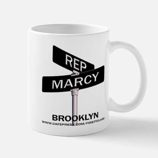 REP MARCY BK Mug