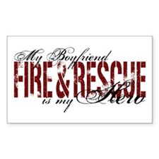 Boyfriend My Hero - Fire & Rescue Decal