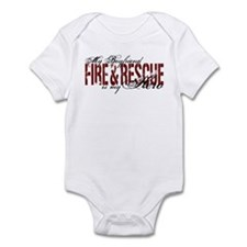 Boyfriend My Hero - Fire & Rescue Infant Bodysuit