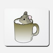 Coffee Mouse Mousepad