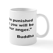 Buddha Anger Quote Mug