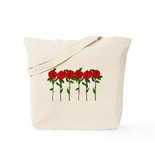 Long Stems Tote Bag