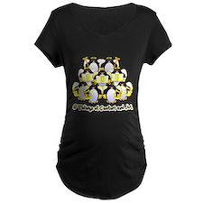 Penguin Tidings T-Shirt