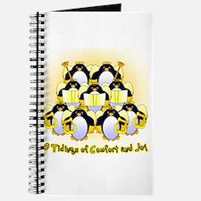 Penguin Tidings Journal