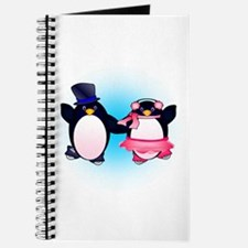 Penguin Pair Skate Journal
