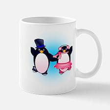 Penguin Pair Skate Mug