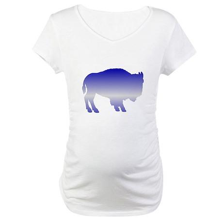 Buffalo Winter Maternity T-Shirt