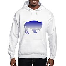 Buffalo Winter Hoodie