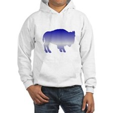 Buffalo Winter Jumper Hoody