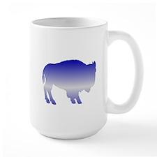 Buffalo Winter Mug